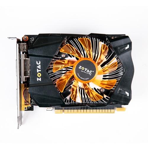 [리퍼비시 / 특가상품] ZOTAC 지포스 GTX750 Ti D5 1GB BULK