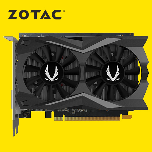ZOTAC GAMING 지포스 GTX 1650 SUPER D6 4GB TWIN