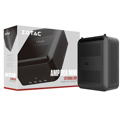 eGPU AMP BOX Mini 230W (외장 그래픽독)